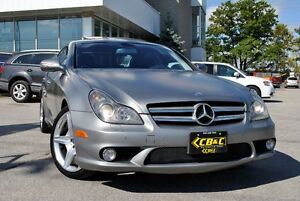 2010 Mercedes-Benz CLS550 AMG l GRAND EDITION l FROZEN SILVERl