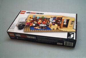 Lego set 21302 The Big Bang Theory Serie TV ...NEUF