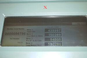 Xerox Docucolor 12 - For Parts Cambridge Kitchener Area image 2
