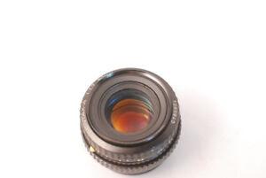 Pentax SMC 50mm 1.7 Manual lens K mount