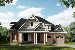 New-Pre-Con Luxury New Homes Aurora From 3100 Sq. Ft