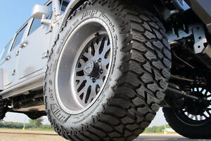 "AGGRESSIVE 20"" AMP Terrain Gripper AT tires from $1199 set of 4!"