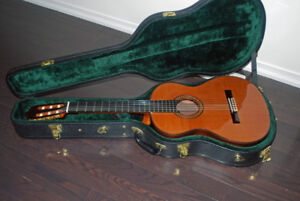 2005 Ramirez 4E Classical Nylon String Guitar - Flamenco