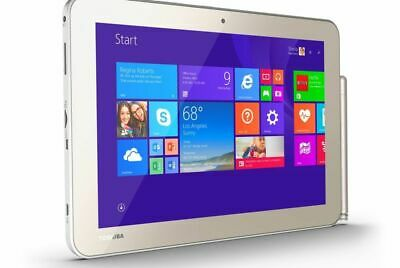 Toshiba Encore 2 WT8-B32CN 32GB, 2GB RAM Wi-Fi, 8in - Satin Gold- Windows Tablet