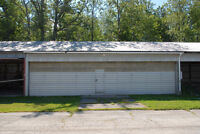 Airplane Hangar for Sale (or rent) at Burlington Airpark (CZBA)