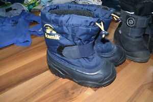 Botte hiver – snow boot – Size 7
