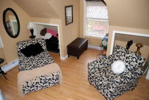 Bouctouche 1 Bdrm Loft Style Apartment, $595 inc. heat/lights!