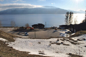 Fabulous lot with sweeping lake views!