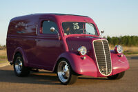 1952 Ford Thames Panel Truck
