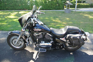 2004 Kawasaki VN800 Vulcan for sale...price is FIRM