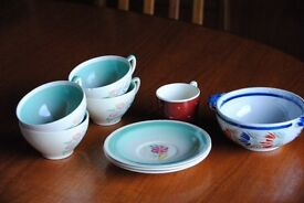 Susie Cooper and Quimper china
