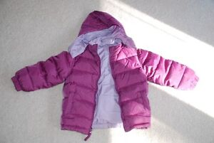 winter jacket for a girl