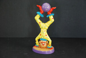 Clown figurines 2  colourful fun decorative Edmonton Edmonton Area image 3