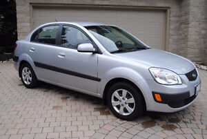 2008 Kia Rio - Ready to drive away