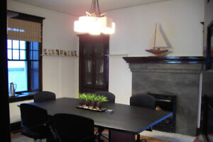 Office Rental in a Heritage Building - 17 Avenue SW Calgary