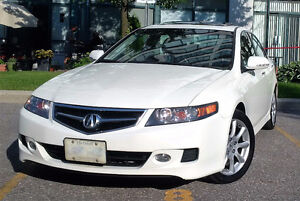 Beautiful 2008 Acura TSX, Fully Loaded, Navi Package!