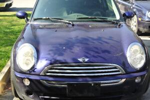 2005 MINI Mini Cooper Coupe (2 door)