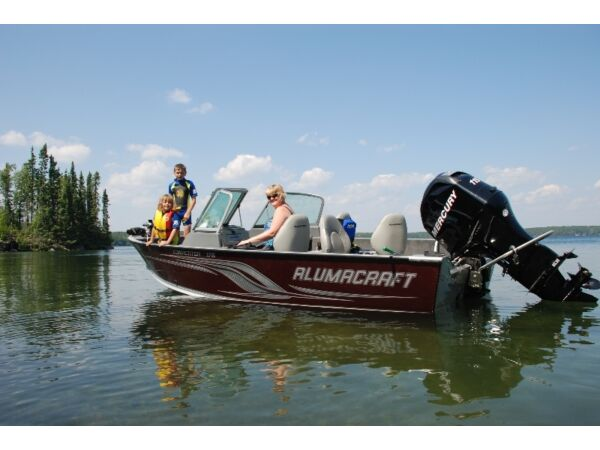 Used 2012 Alumacraft Boat Co 175 Sport Competitor