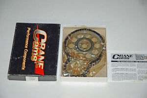 Crane 13977-1 Pro Series Timing Chain Set - Big Block Chevy - Br