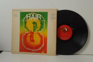 "1968 VINYL RECORD - Sound Track from Musical ""HAIR"""