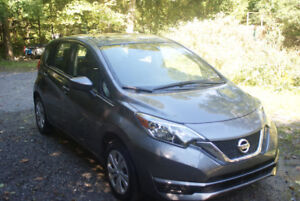 Nissan Versa Note 2017 with ONLY 13,000 kms!!!