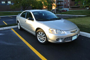 2002 Chrysler Sebring Low Km's 54000 Sedan