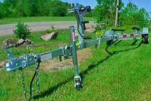 new 2017 BOAT TRAILER - holds 1300lbs - for PWC Fish & Runabouts Kingston Kingston Area image 3