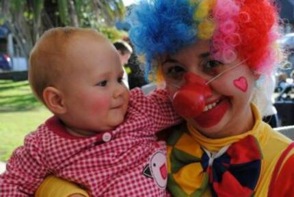 CLOWNS FOR HIRE,SUPERHERO PARTY,ELSA PARTY,KIDS PARTY PACKAGE Penrith Penrith Area Preview