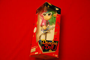 Vintage Dancing Doll Sound Activated with box Groovy! Edmonton Edmonton Area image 1