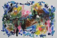 Exposition peintures LangdonArt Galerie2456 Montréal avrilMai13