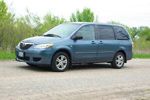 2004 Mazda MPV LX Minivan