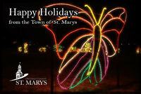St. Marys Kinsmen Santa Claus Parade & Festive Light Display