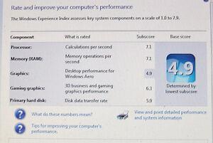 Intel Q6600 2.4Ghz Core2Quad 8 Gigs DDR2 HD4350 Tower