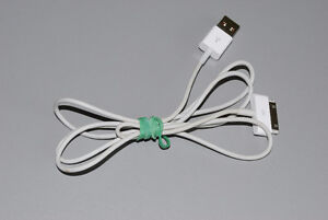 Original Apple 30-pin to USB Cable for iPod, iPad or iPhone Cambridge Kitchener Area image 1