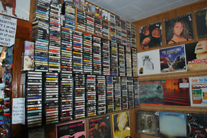 HOLY CASSETTES! Great if u have an older car w/ cassette player!