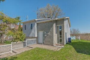 Maison 3 chambres à vendre à Laval!!