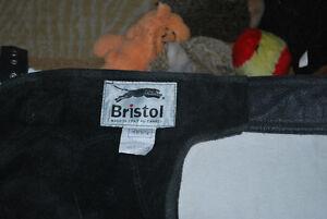 Men's Bristol Leather Chaps