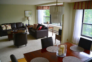 Bright & Spacious, 2 Bed Room, Furnished Condo