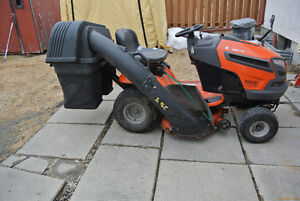 2012 Husquavarna 20/42 Riding Lawn Mower