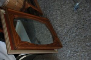 "VARIOUS VINTAGE/ANTIQUE WALL MIRRORS ""READY TO HANG HEAVY DUTY"""
