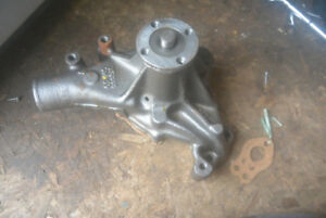 New water pump for 1980's GM 305 engine