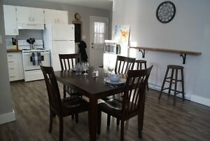 3 bedroom rancher fully furnished and stocked