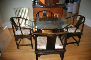 Drexel Heritage - Dining Room Table & Chairs