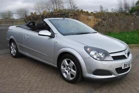 Vauxhall Astra 1.6i 16v Twin Top Convertible