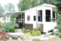 Cedar Creek Cottage Mobile Home in Southampton -The Saugeen Team