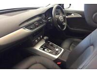 Black AUDI A6 SALOON 2.0 3.0 TDI Diesel SPORTS LINE FROM £72 PER WEEK !