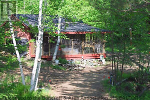 Cabin near Bancroft on 11 acres of real estate Peterborough Peterborough Area image 1