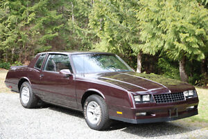1986 Monte Carlo SS – Mint with 3,738 Original KM's