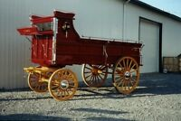 Roberts carriages 60 models to choose from NEW made to order