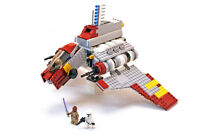 LEGO Star wars Republic shuttle 8019 NÉGOCIABLE
